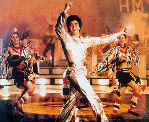 Rishi Kapoor in Karz