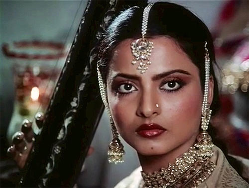 Rekha as Umrao Jaan
