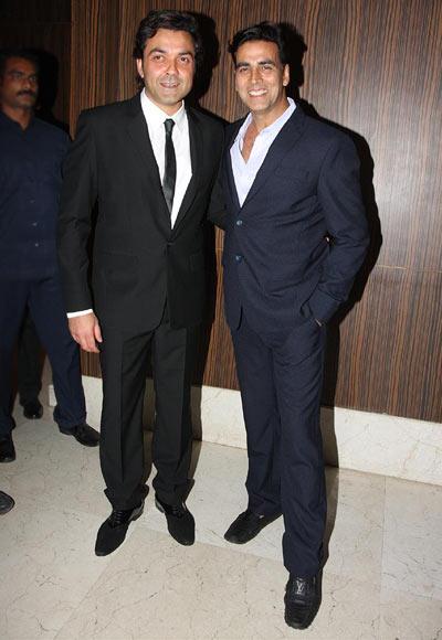 Bobby Deol and Akshay Kumar