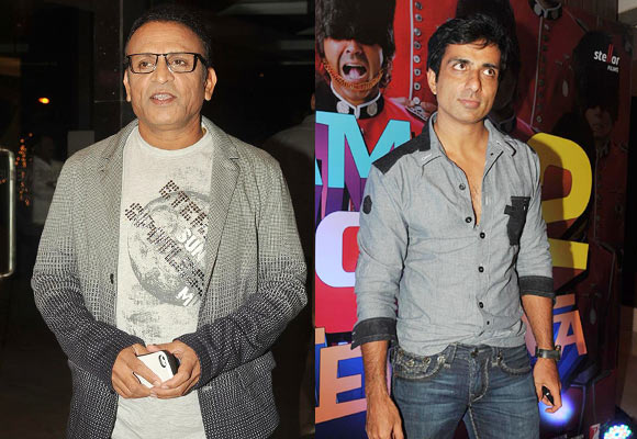 Annu Kapoor and Sonu Sood