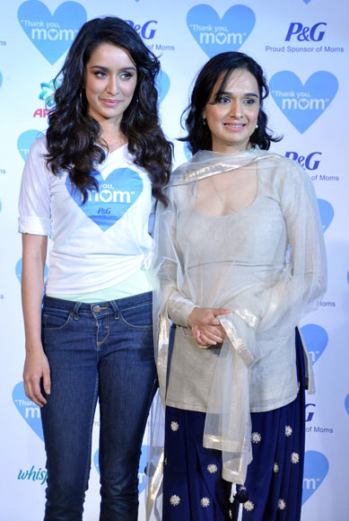 Shraddha and Shivangi Kapoor