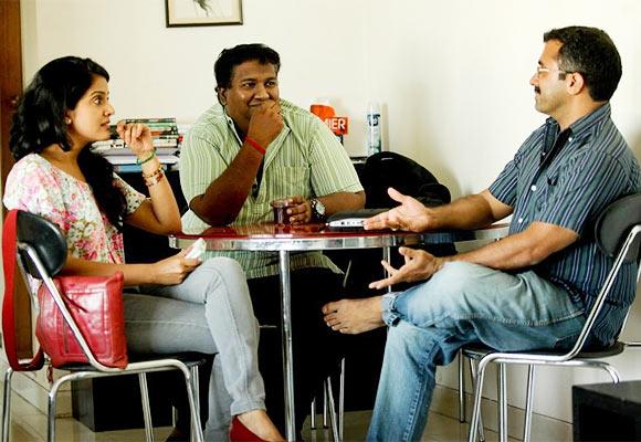 Vishakha Singh, Rajesh Pillai and Suresh Nair