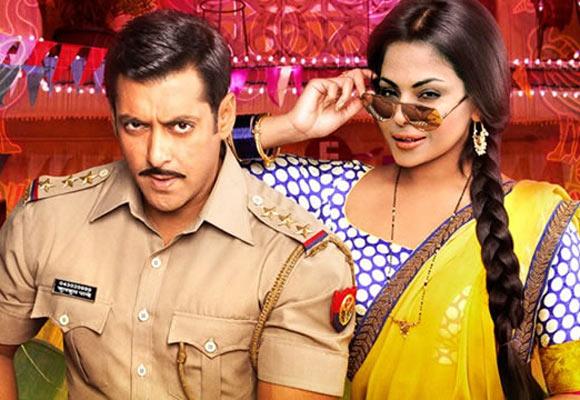 Salman and Veena