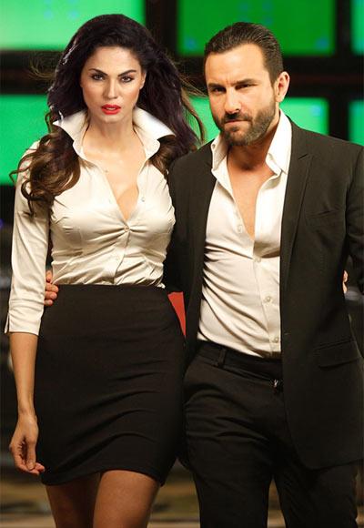 Saif and Veena