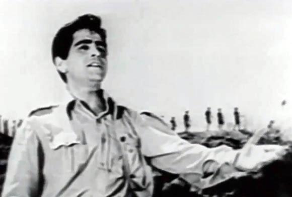 Dilip Kumar in Shaheed