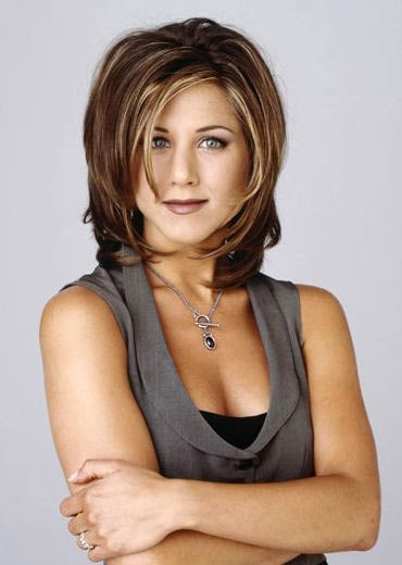Jennifer Aniston as Rachel Greene in Friends