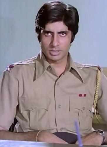 Amitabh Bachchan in Zanjeer