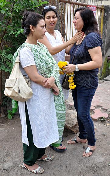 Shrabani Mukherjee and Deepti Bhatnagar