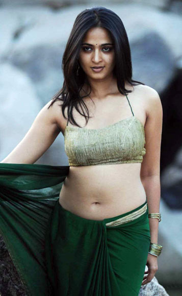Anushka Shetty in Damarukam