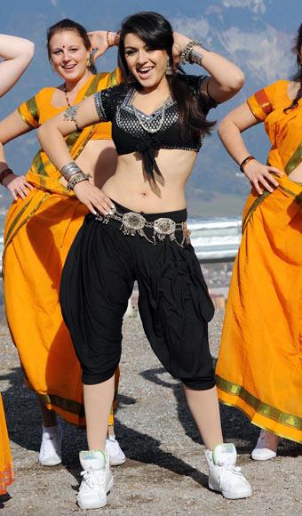 Hansika Motwani in Seetha Ramula Kalyanam