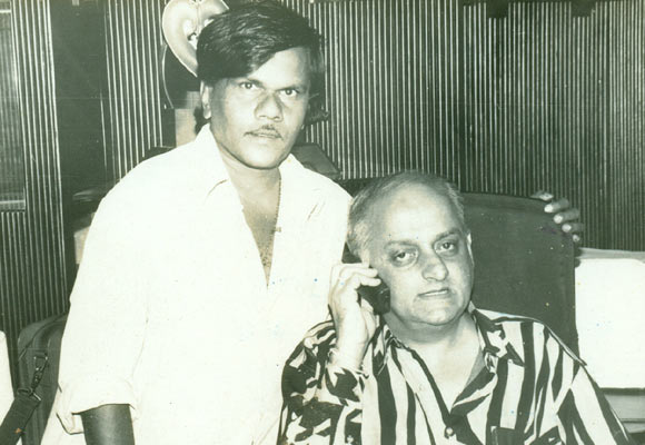 Jagannath Sasane and Mukesh Bhatt