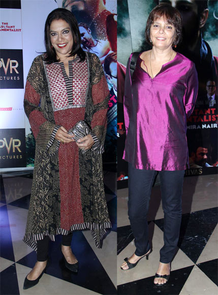 Mira Nair and Sooni Taraporevala