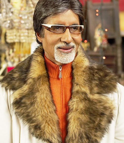 Amitabh Bachchan in Kabhi Alvida Na Kehna