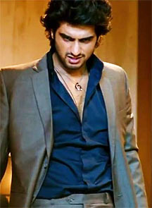 Arjun Kapoor in Aurangzeb
