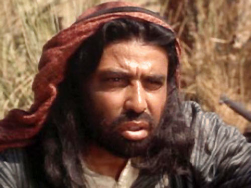 IS Johar in Lawrence Of Arabia