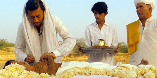 Irrfan Khan in The Darjeeling Limited