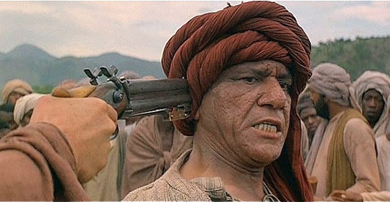 Om Puri in The Ghost And The Darkness
