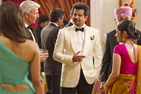 Anil Kapoor in Mission Impossible: Ghost Protocol