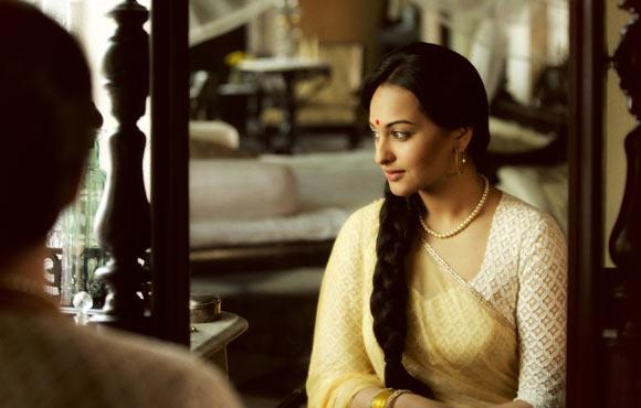 Sonakshi Sinha in Lootera.
