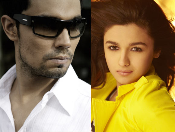 Randeep Hooda and Alia Bhatt