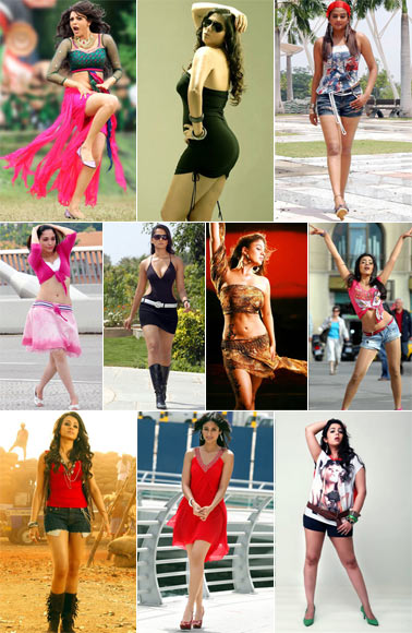 PIX: Priyamani, Shriya, Trisha's Summer Fashion!