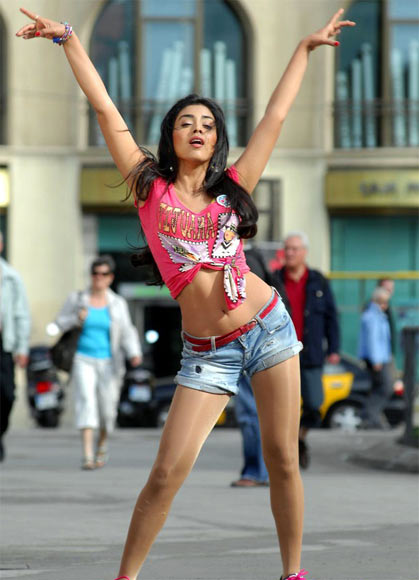 Shriya Saran in Don Seenu