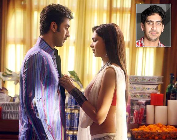 Ranbir Kapoor and Deepika Padukone in Yeh Jawaani Hai Deewani. Inset: Ayan Mukherji