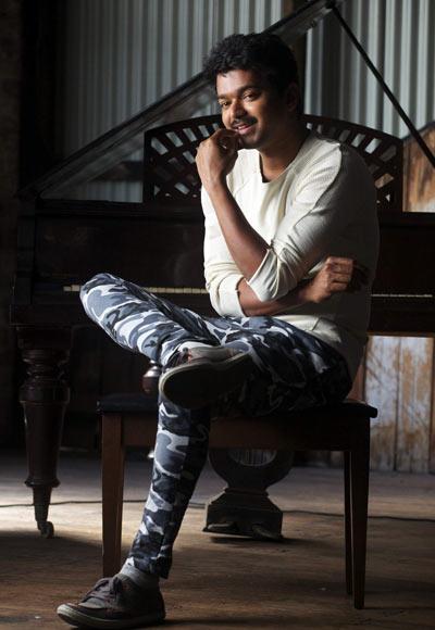 Vijay in Thalaivaa