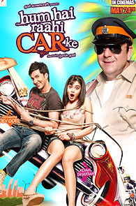 Movie poster of Hum Hain Rahi Car Ke