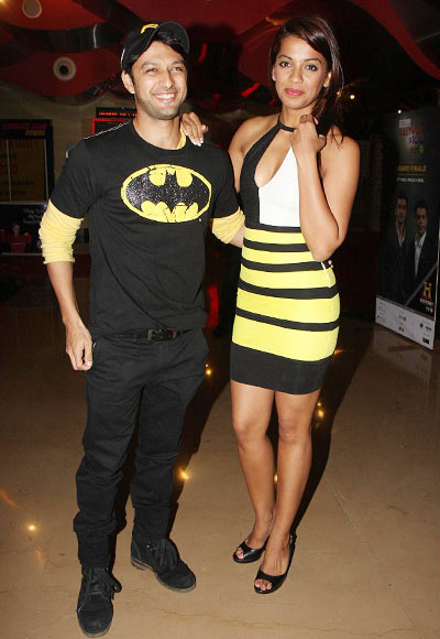 Vatsal Seth and Mugdha Godse