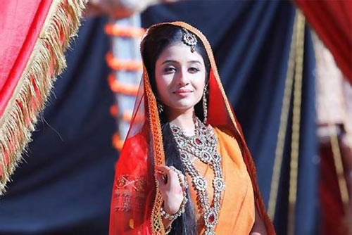 Paridhi Sharma in Jodha Akbar