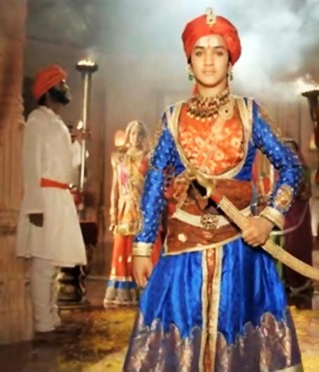 Faisal Khan in Maharana Pratap
