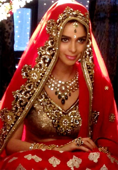 Mallika Sherawat in The Bachelorette India