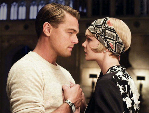 Leonardo DiCaprio and Isla Fisher in The Great Gatsby