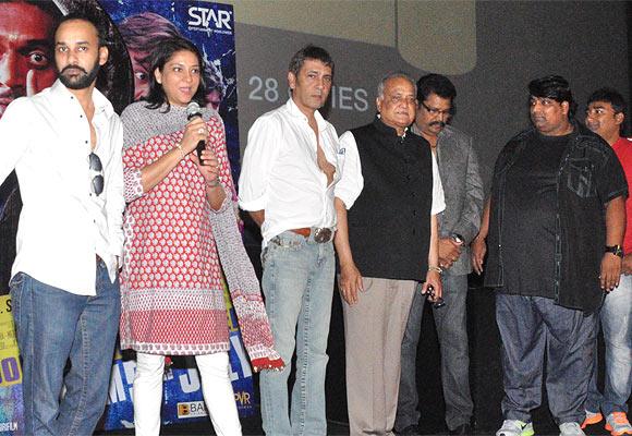 Rahul Agarwal, Priya Dutt, Kumar Gaurav, TP Agarwal, KS Ravikumar and Ganesh Acharya
