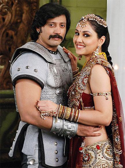 A scene from Rajakotam Rahasyam