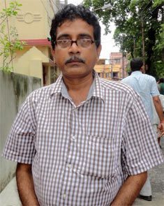 Rituparno Ghosh's neighbour Sujoy Naskar