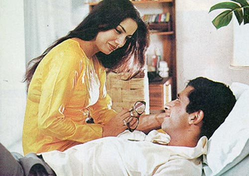 Shabana Azmi and Naseeruddin Shah in Masoom