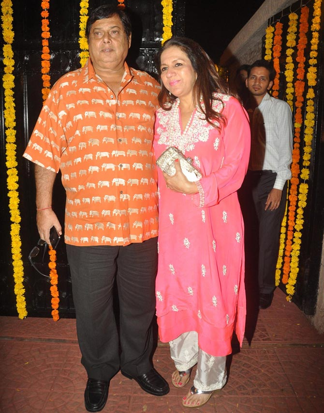 David Dhawan and Karuna
