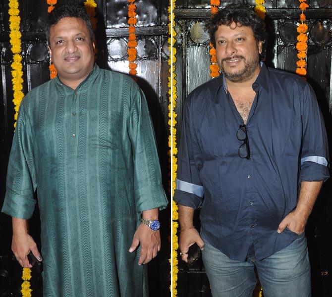 Sanjay Gutpa and Tigmanshu Dulia