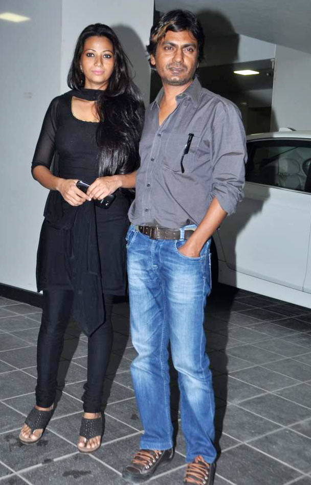 Nawazuddin Siddiqui and Anjali