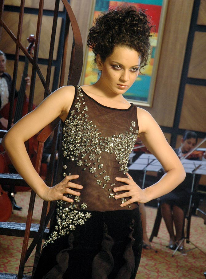 Kangna Ranaut in Fashion
