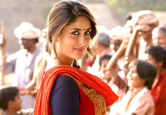 Kareena Kapoor in Gori Tere Pyar Mein