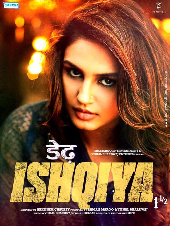 Huma Qureshi in Dedh Ishqiya