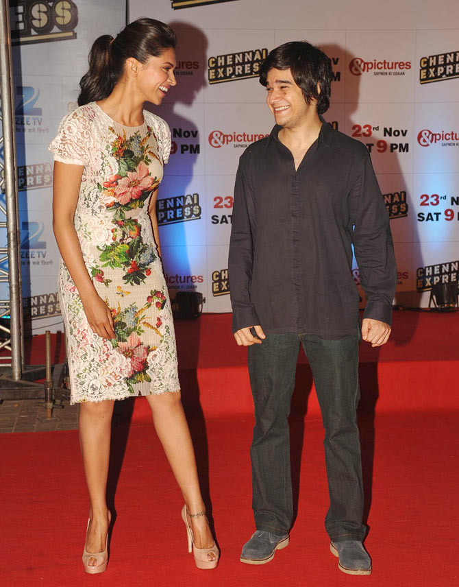 Deepika Padukone and Vivaan