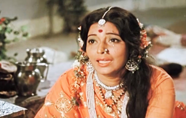 Kanan Kaushal in Jai Santoshi Maa