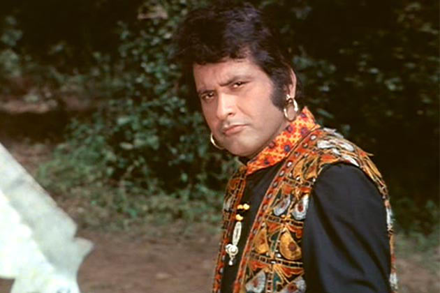 Manoj Kumar in Kranti