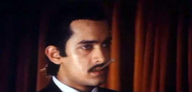 Aamir Khan in Aatank Hi Aatank