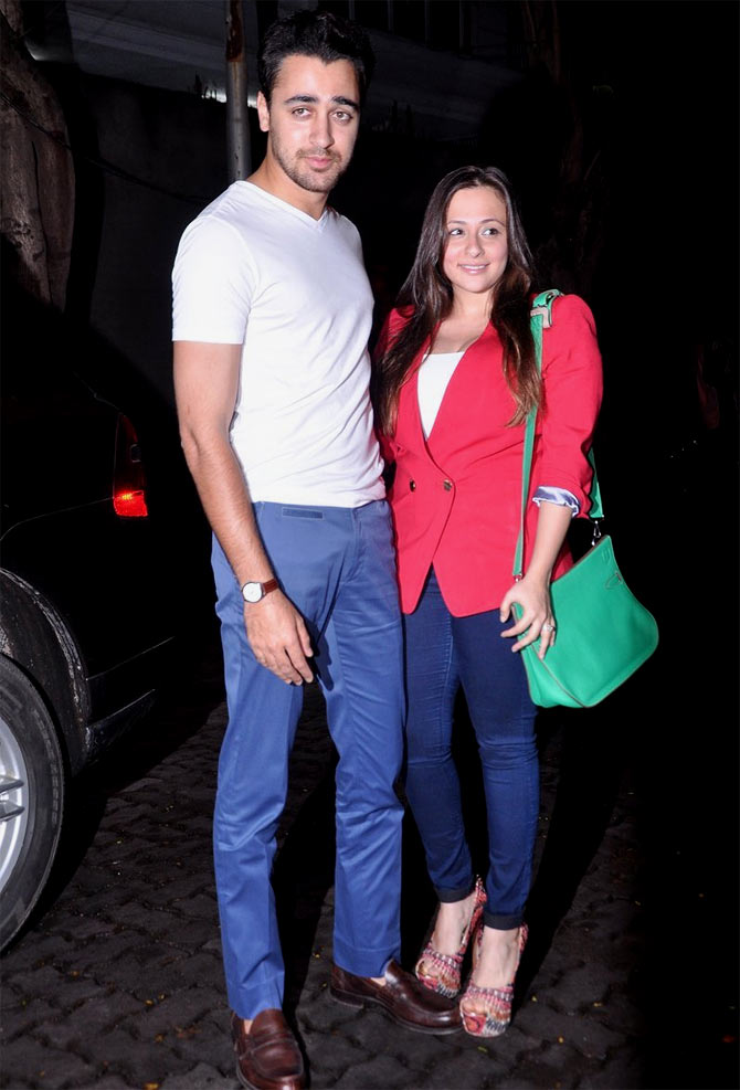 Imran Khan and Avantika