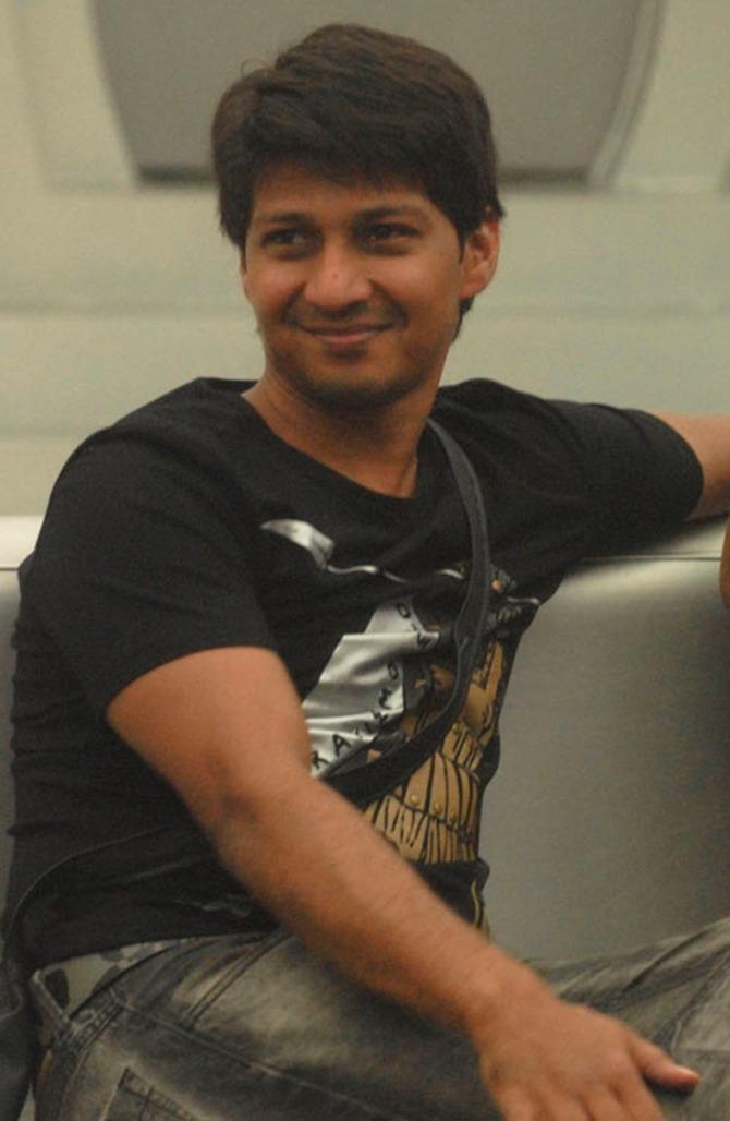 Kashif Qureshi in Bigg Boss 6